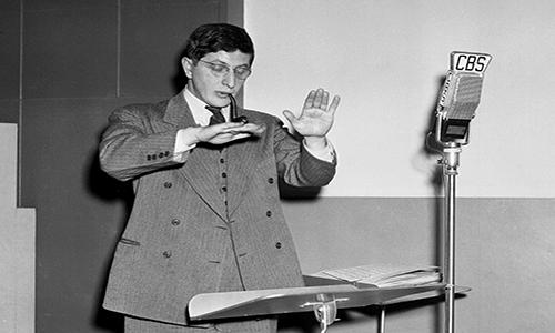 برنارد هرمان Bernard Herrmann