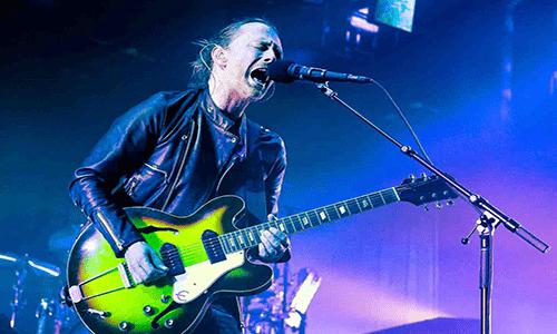 تام یورک Thom Yorke