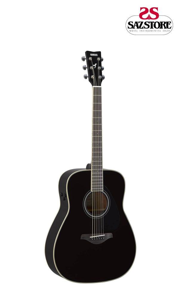 گیتار آکوستیک YAMAHA FG TA BLK