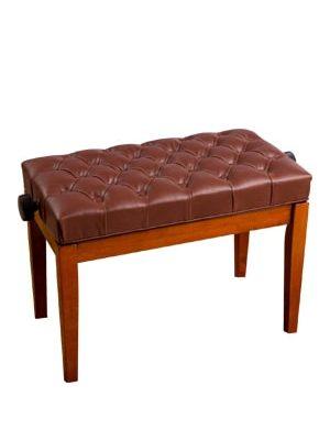 صندلی پیانو پر لمسه شکلاتی
