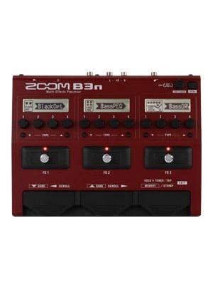 مولتی افکت بیس Zoom B3n